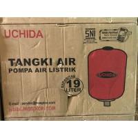 Tabung Pompa Air ASLI ORI Uchida 19 L Jet Pump Tabung Merah MASPION