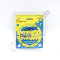 "LIPPRO Carbide Multi Wheel 4"" - Mata Potong Kayu Pipa Plastik PVC Besi"