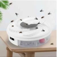 perangkap lalat elektrik otomatis jebakan lalat automatis electric fly