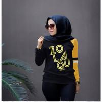 FH / Sweater Zolaqu / Sweater Zolaku / Sweater Murah Wanita