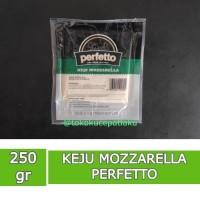 Keju Mozarella 250 gr   Mozzarella Cheese Perfetto