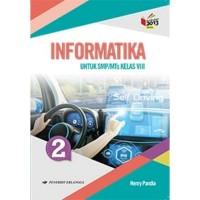Buku Informatika SMP Kelas 8 Henry pandia penerbit ERLANGGA