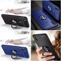 Casing Softcase Iring Samsung A11 Soft Back Case - Hitam