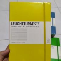 Leuchtturm 1917 A5 Ruled Hardcover Notebook - Original