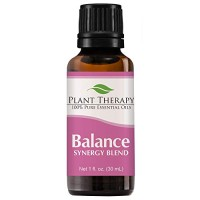 Plant Therapy Balance Synergy Essential Oil 30 mL (1 oz) 100% Pure, Un