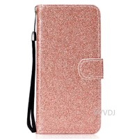 High quality Leather Wallet Samsung A 7 2018 Case Flip Cover Stand Wi