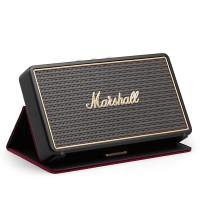 Speaker Wireless Bluetooth Portable dengan Subwoofer Model Marshall