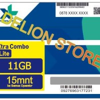 Perdana Vocer XL 2in1 15GB