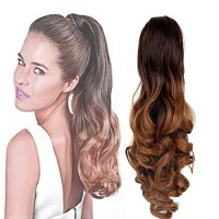 Neverland Beauty 20(50cm) Natural Ombre Look Two Tone Long Big Wavy C