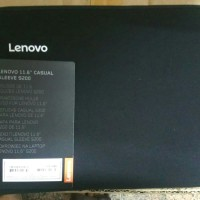 Softcase Laptop Lenovo Original 11.6 inchi Casual Sleeve S200 Mac