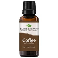 Plant Therapy Coffee Essential Oil 100% Pure, Undiluted, Natural Aroma