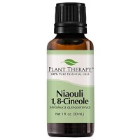 Plant Therapy Niaouli Essential Oil 30 mL (1 oz) 100% Pure, Undiluted,