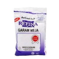 Refina Garam Meja Beryodium 250gr