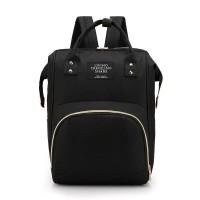 READY STOK JT1251-black Tas Ransel Cantik Kekinian Import