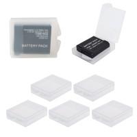 5Pcs Kotak Pelindung Baterai untuk Kamera GoPro Hero 5 / 4 Xiaomi Yi