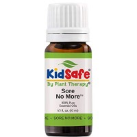 Plant Therapy KidSafe Sore No More Synergy Essential Oil Blend 10 mL (