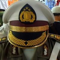 pet polantas bintara/pet bintara PDH/topi polantas anak2