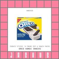 Nabisco Oreo Handi Snacks Cookie Sticks 'N Creme Dip 6 Snacks Packs