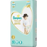 Popok celana pampers premium care L62 pants popok pampers bayi L