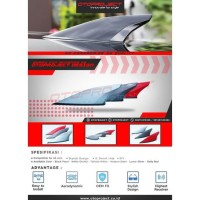 Antena Sharkfin Aksesoris Sirip Hiu Fungsi Mobil Otoproject - Modern