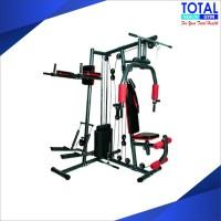 Alat Fitness Home Gym 2 sisi Home gym plus Stepper