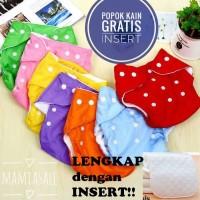 Popok Kain CLODI BERKANCING reusable diaper popok bayi murah