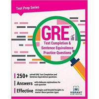 Buku GRE Text Completion and Sentence Equivalence Practice Questions