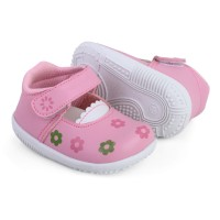 C07 sepatu anak bayi perempuan trendy murah lembut model casual bunyi