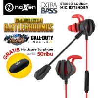 Hammerhead Earphone Headset Gaming G6 Stereo Clean Bass
