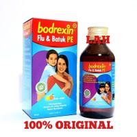 Bodrexin Flu & Batuk PE 56ml ( Rasa Jeruk)