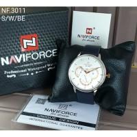 jam tangan Naviforce 3011 original pria classic