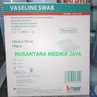 VASELINE SWAB