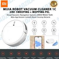 XIAOMI MIJIA VACUUM CLEANER 1C 2-in-1 SWEEPING + MOPPING PEL ROBOT