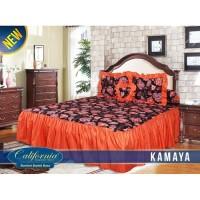 SPREI / SEPREI RUMBAI CALIFORNIA 180X200 KING KAMAYA