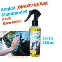 Obat Jamur Kaca - Khusus Mobil Jepang - Penghilang Kerak Kaca SPRAY