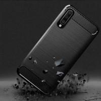Silikon Carbon Samsung Galaxy M30s Silicone Case