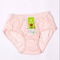 Pakaian Dalam Wanita CD / Celana Dalam Polos Wanita Bordir Yutind BY