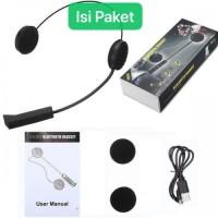 BT8 Motorcycle Helmet Wireless Bluetooh Headphone Stereo Music