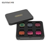 Sunnylife MCUV CPL ND4 ND8 ND16 ND32 Lens FIlter DJI Mavic Air 2 Set