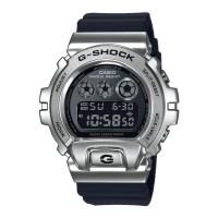 Jam Tangan Pria Casio G-Shock Metal Cover Black Digital GM-6900-1DR