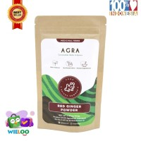 Agradaya Jahe Merah Bubuk (Red Ginger Powder 50gr)