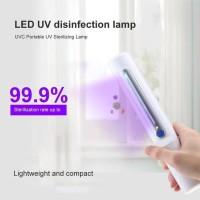 UV-C UVC Sterilizer Stick Disinfection Portable Ultraviolet Anti Virus