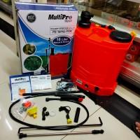 Semprotan alat semprot hama MULTIPRO PS-16MB/PDR manual electric 16
