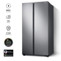 samsung Kulkas SBS rs61r5001m9 All Around Cooling