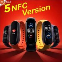 Xiaomi Mi Band 5 NFC Version AMOLED Miband 5 Smartwatch ORIGINAL