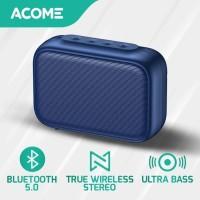 Acome A1 SENSE Speaker Bluetooth 5.0 Portable Ultra Bass TWS
