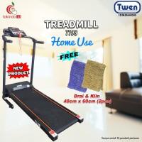 Treadmill Listrik Twen T198 New Arrival - Treadmill Elektrik
