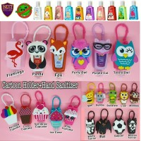 3D Cartoon Holder&Hand Sanitizer Pockbac 29ml/Fashion Hand Sanitizer