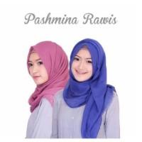 PASHMINA RAWIS / JILBAB KERUDUNG PASHMINA NAZWA HANNA RAWIS