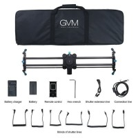 Slider Kamera GVM-GT-80D GT-Q80D Motorized Camera Slider 80cm ORIGINAL